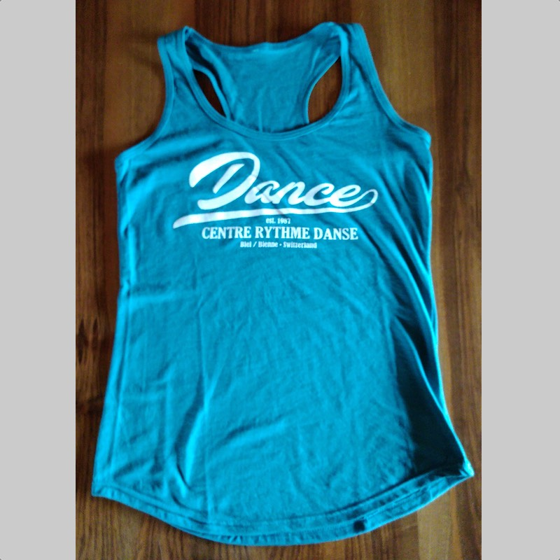 Tank Top Caribbean Blue