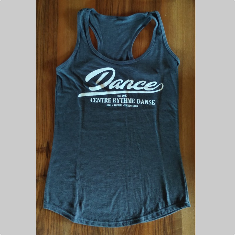 Tank Top Darkgrey